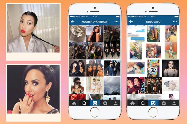 Фото №10 - Топ-20: Самые популярные звезды в Instagram