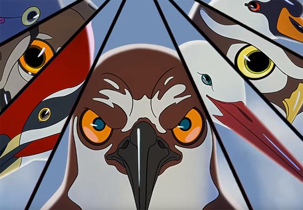 Фото №1 - Иван Дорн выпустил клип «Дичь» в защиту исчезающих видов птиц (видео)