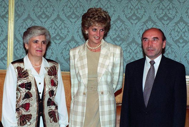 Фото №4 - Диана в Москве: как прошел единственный визит принцессы в Россию