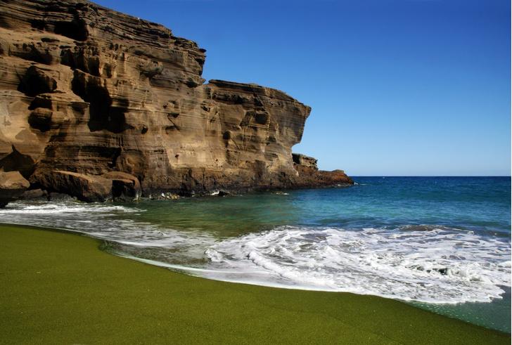 Фото №2 - В самом расцвете: 9 необычных цветных пляжей