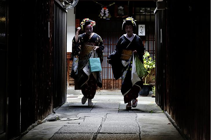 Фото №8 - Рабочий момент: под сенью сакуры в цвету