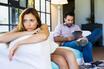 Брак без секса: когда страдают женщины