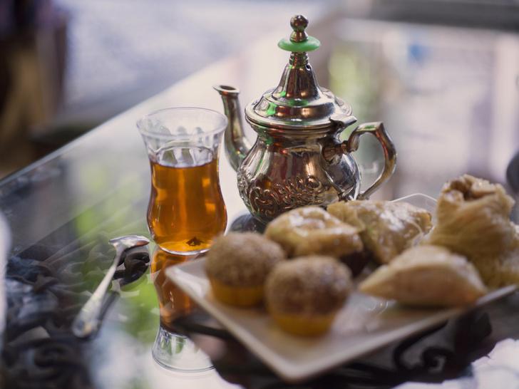 Фото №7 - К чаю: что королевские особы предпочитают есть на полдник