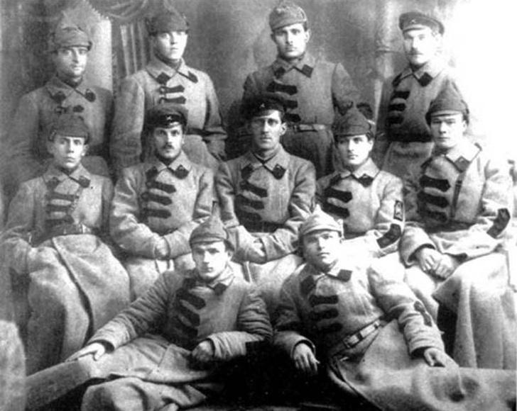 Фото №10 - Красно-белые песни Гражданской войны