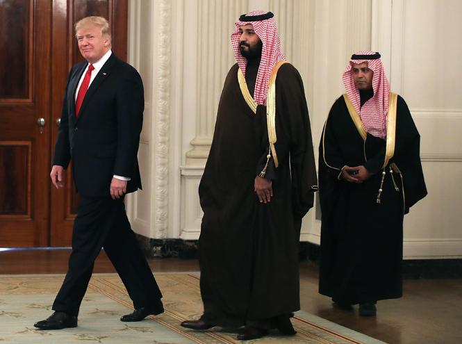 Фото №15 - «Арабский Трамп»: как принц Мухаммед бен Салман изменит Саудовскую Аравию