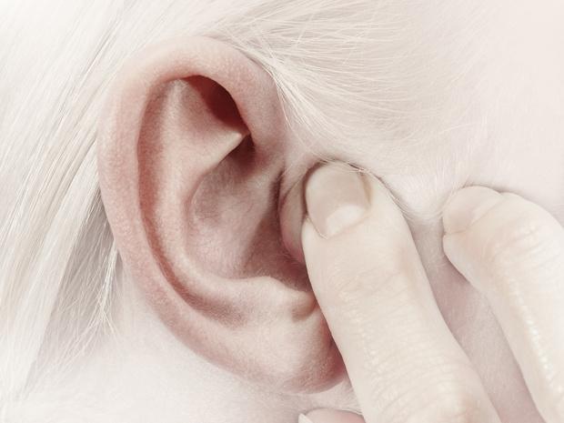 звенит в ухе что делать
