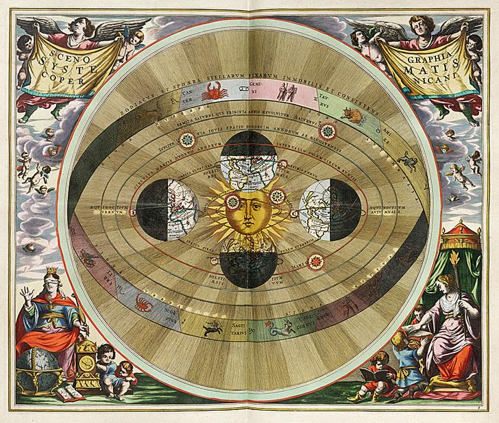 Фото №1 - Коперникианская революция: 9 мифов об отце современной астрономии
