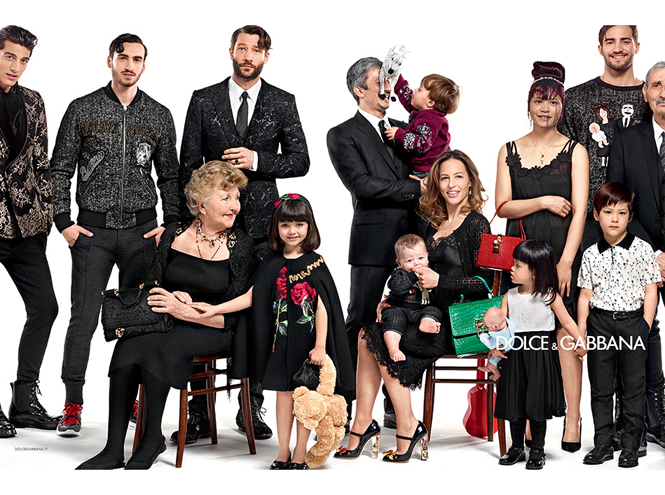 Фото №18 - Новая рекламная кампания Dolce&Gabbana