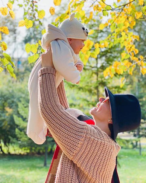 Фото №2 - «Под защитой»: Татьяна Брухунова объяснила, почему назвала сына Ваганом