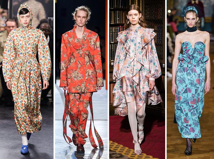 Фото №11 - 10 трендов осени и зимы 2019/20 с Недели моды в Лондоне
