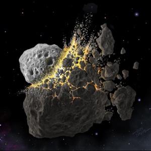 Фото №1 - В гибели динозавров виноваты астероиды