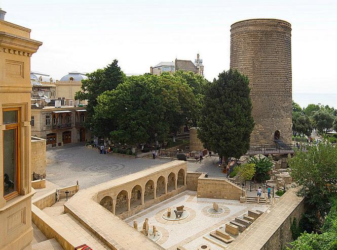 Фото №1 - Уик-энд в Баку: успеть всё (или почти всё)