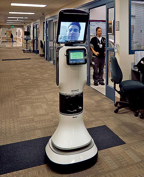 Фото №5 - Семь самых перспективных медицинских роботов