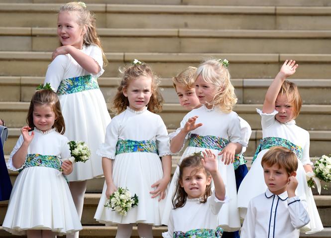 Фото №13 - Интересные факты о свадьбе принцессы Евгении и Джека Бруксбэнка