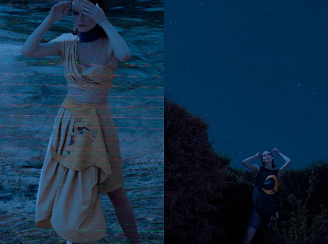 Фото №5 - «Полночь в Париже» от дизайнерского дуэта VikaJulia