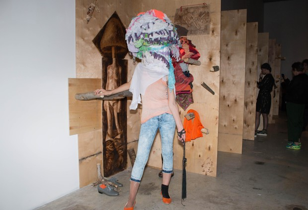 Фото №1 - Выставка арт-группы Север-7 в галерее Ovcharenko
