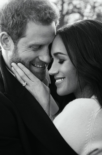 Фото №14 - Фото с намеком: 5 фактов о помолвочной фотосессии принца Гарри и Меган Маркл