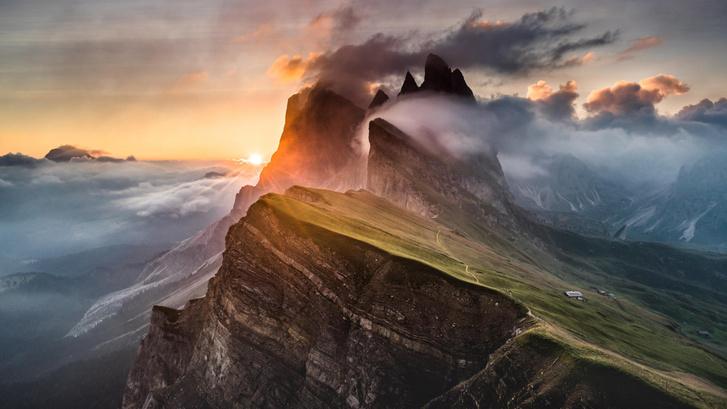 Фото №1 - Один кадр: Италия