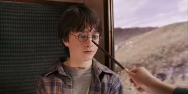 Фото №1 - «Гарри Поттер»: 9 сцен, которые доказывают, что Гарри и Гермиона соулмейты