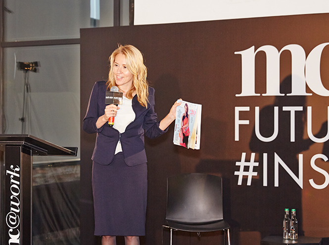 Фото №7 - Marie Claire провёл ежегодную бизнес-конференцию MC@WORK