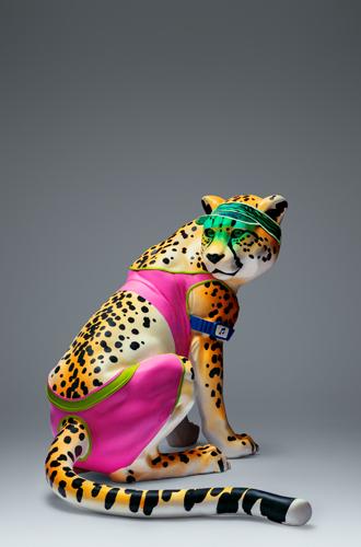 Фото №21 - ЦУМ устроит аукцион «леопардов» для помощи детям