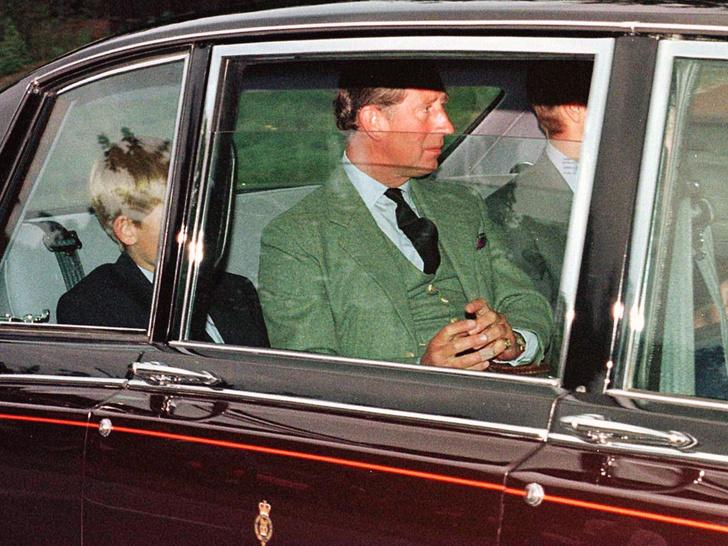 Фото №4 - Грустная победа, которую Чарльз одержал над Королевой после гибели Дианы