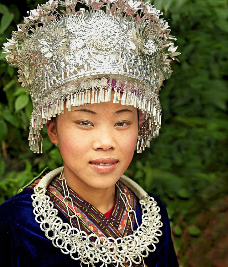 Фото №1 - Мисс мира: Китай. Чешуя дракона