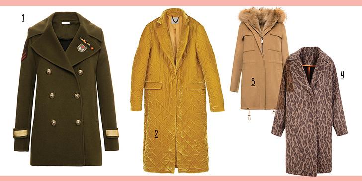 Фото №9 - 55 пальто на любой вкус