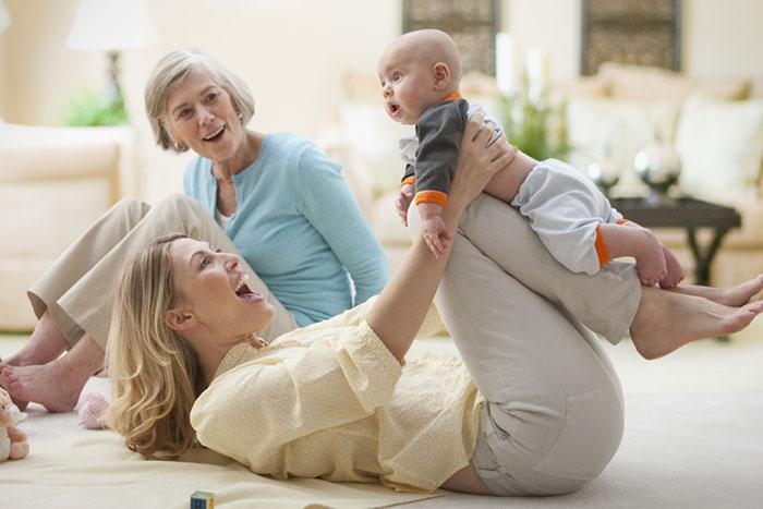 Фото №2 - Все на одного: мама, папа, а также их родители