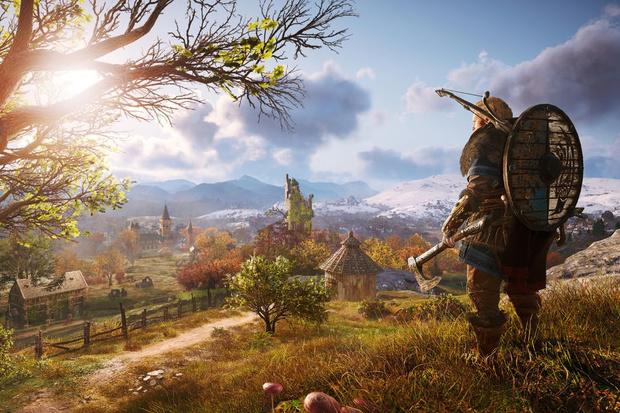 Фото №1 - Microsoft представила стартовый лайн-ап игр для Xbox Series X