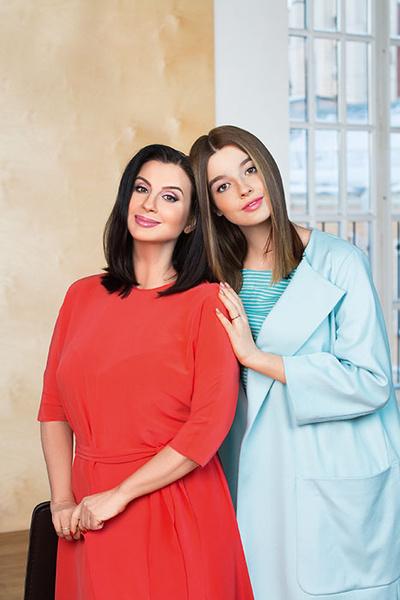 Екатерина Стриженова, Александра Стриженова, фото