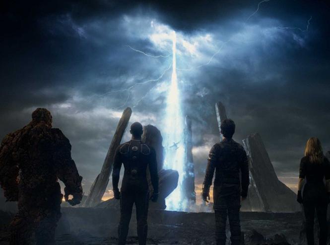 Фото №1 - Ремейк «Фантастической четверки» не покажут в 3D