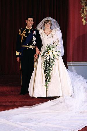 Принц Чарльз, принцесса Диана