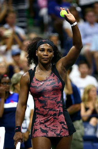 Фото №14 - Гардероб Серены Уильямс: как одевается самая обсуждаемая теннисистка мира