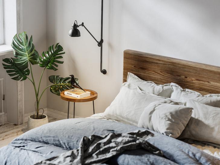 Фото №3 - Для крепкого сна: как правильно выбирать подушку, одеяло и постельное белье