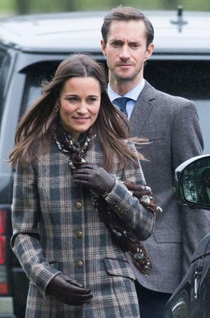 Фото №2 - Герцогиня Кембриджская нервничает