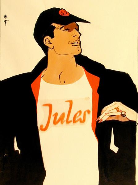 Фото №2 - Возвращение легенды: мужской аромат Dior Jules