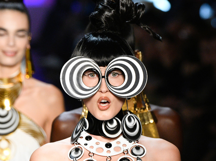 Фото №1 - Обыкновенная фантастика: Jean Paul Gaultier Couture SS18
