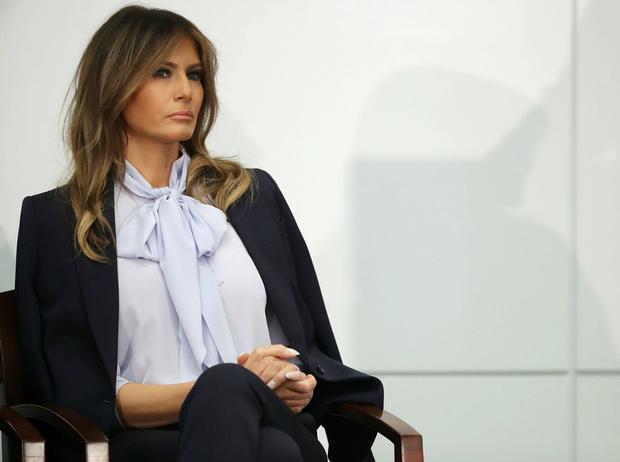 Фото №1 - Поворотный момент: как и почему Мелания Трамп изменилась за последний год