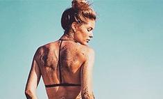 32-летняя супермодель в микроскопичном бикини затмила Волочкову