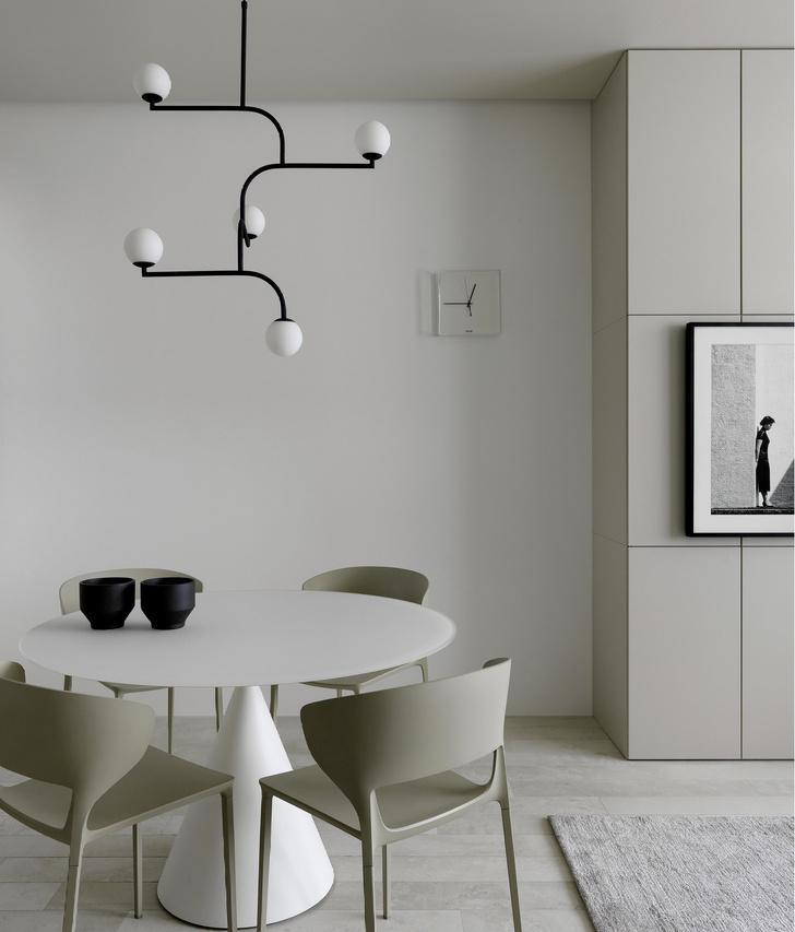 Фото №2 - Вопросы читателей: большие светильники и низкий потолок