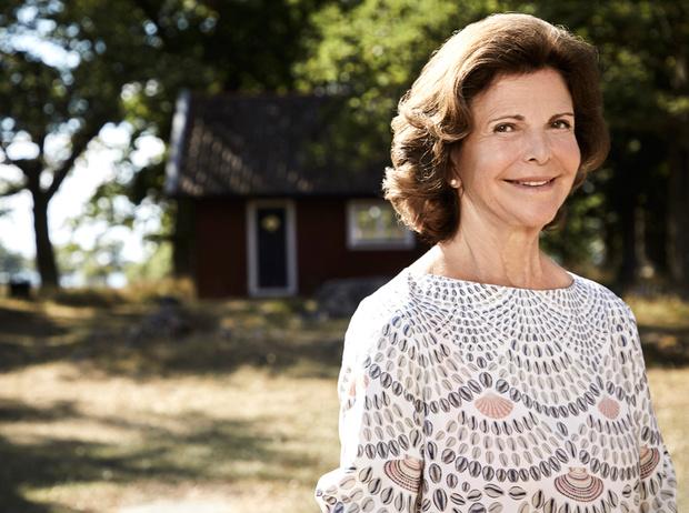 Фото №1 - Что королева Сильвия думает о пенсионном возрасте