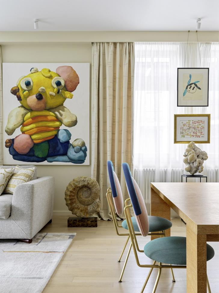 Фото №6 - Домашняя коллекция: какие произведения искусства есть дома у Полины Аскери