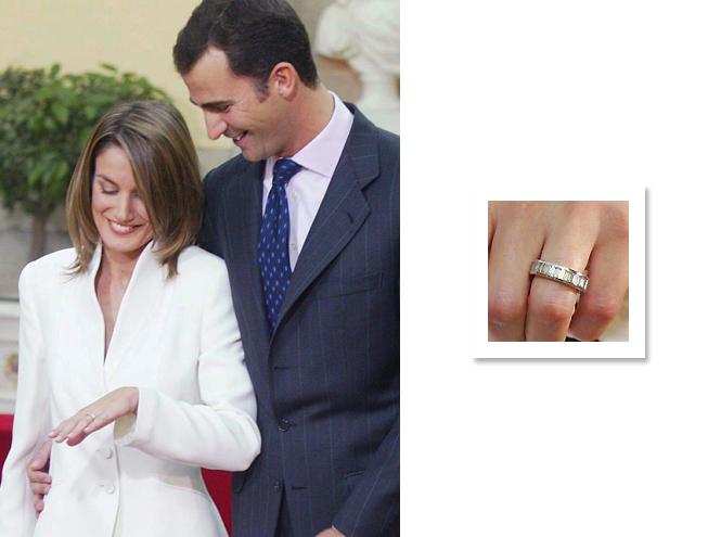 Фото №16 - Скажи «да!»: помолвочные кольца европейских принцесс и королев