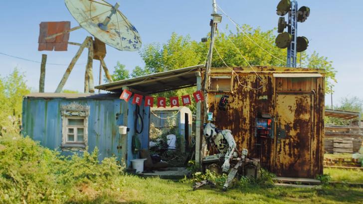 Фото №22 - «Русская кибердеревня». Видео, стремительно набирающее восторг и популярность в Интернете