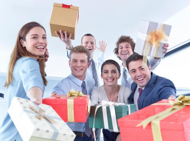 Фото №1 - Новогодний подарок для коллеги: 3 оригинальных идеи