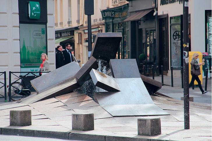 Фото №8 - 21 самый необычный фонтан мира