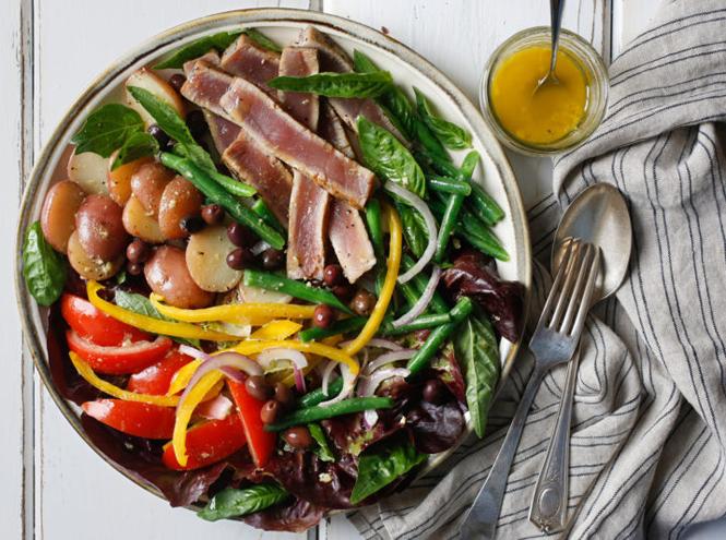 Фото №5 - Как приготовить классический салат нисуаз