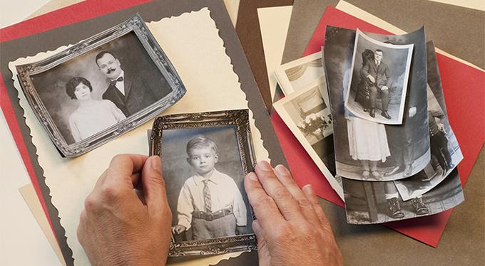 Почему у нас на стенах нет фотографий умерших родных?