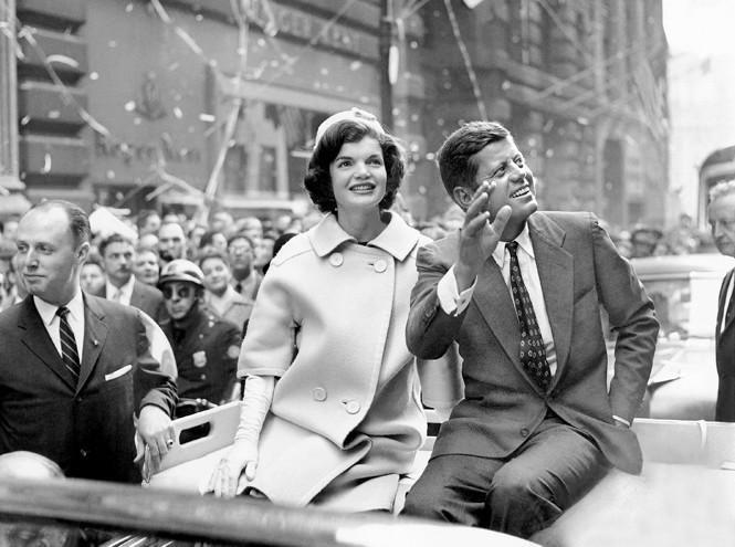Фото №4 - Дональд Трамп сравнил свою супругу Меланию с Жаклин Кеннеди